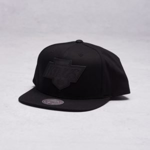 Mitchell & Ness LA Kings Snapback Black