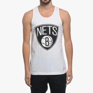 Mitchell & Ness NBA Brooklyn Nets Tank
