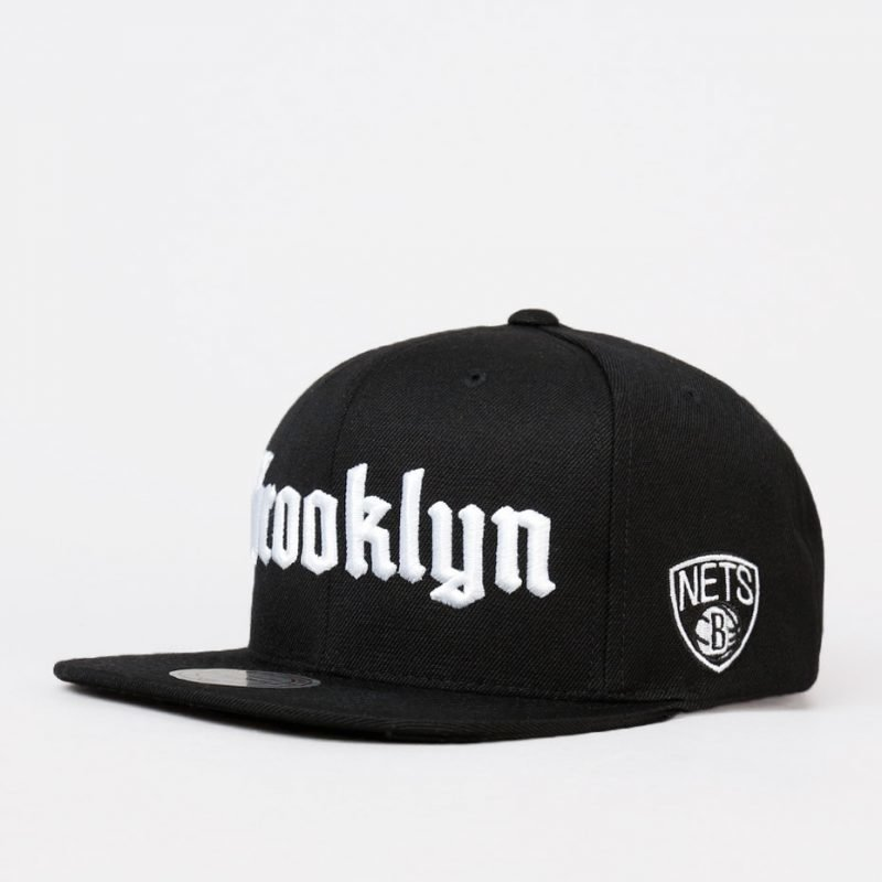 Mitchell & Ness NBA Gothic City -lippis