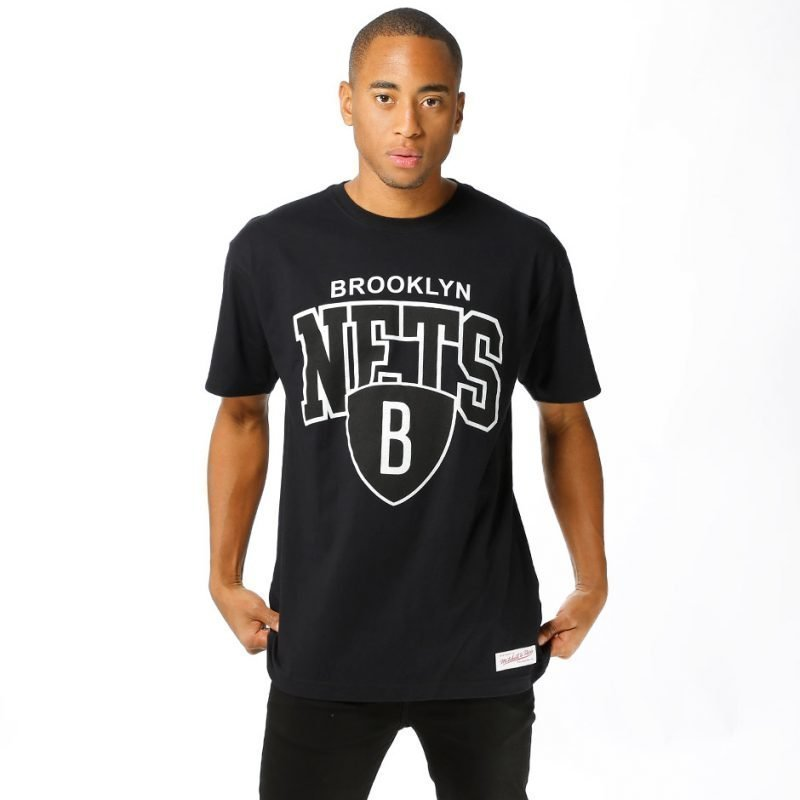 Mitchell & Ness NBA Team Arch Traditional -t-paita