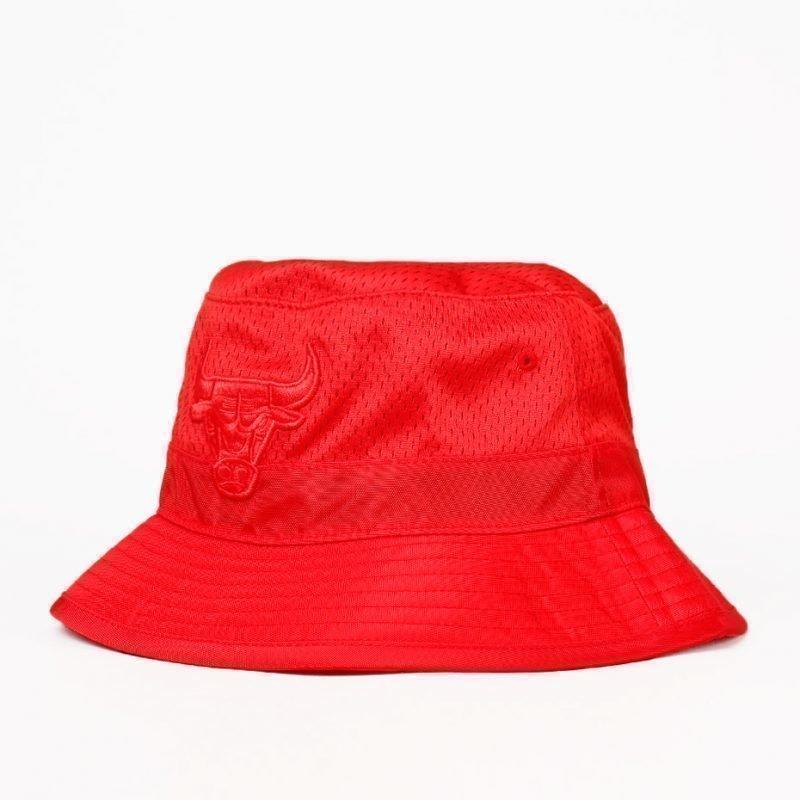Mitchell & Ness NBA Tonal Jersey Mesh Bucket -hattu