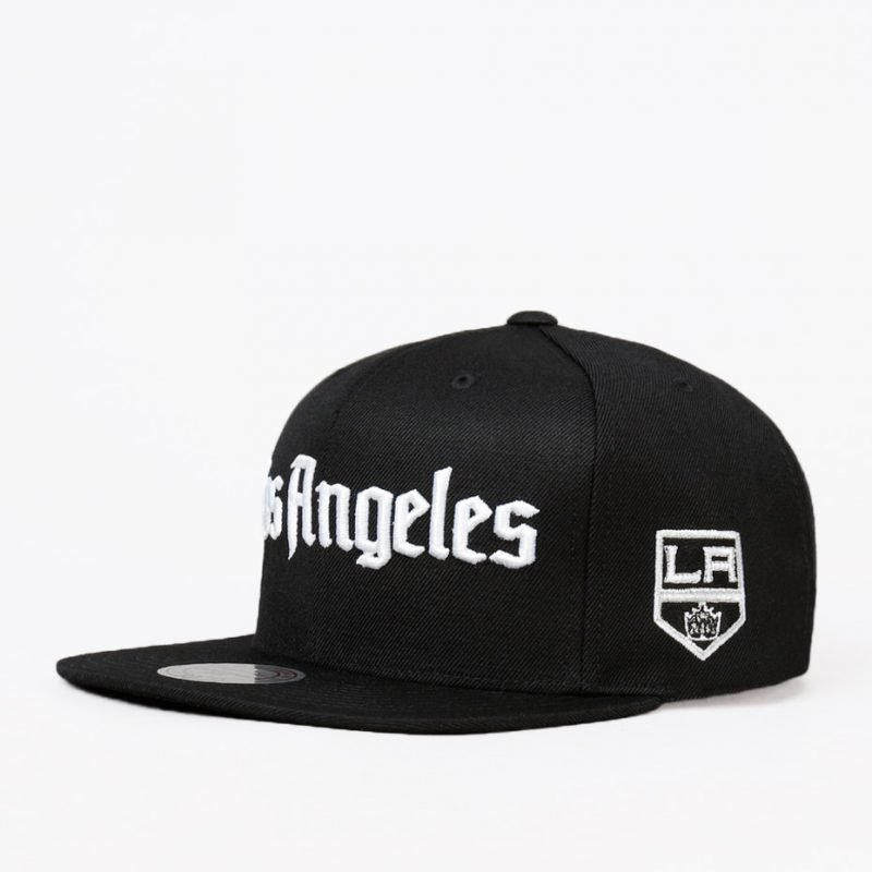 Mitchell & Ness NHL Gothic City -lippis