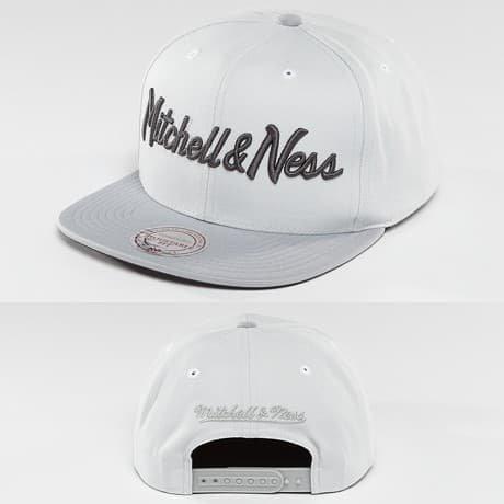 Mitchell & Ness Snapback Lippis Harmaa