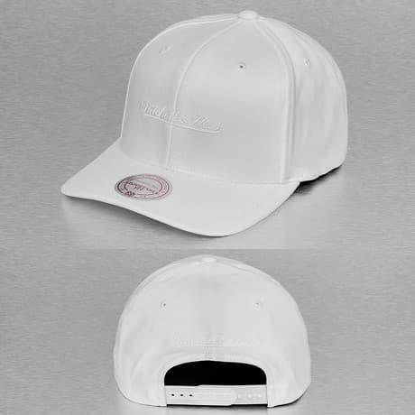 Mitchell & Ness Snapback Lippis Valkoinen