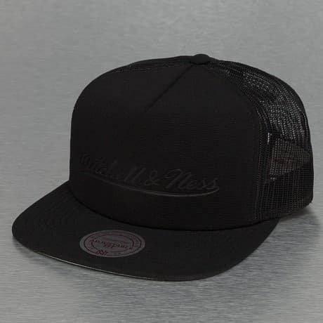 Mitchell & Ness Verkkolippis Musta
