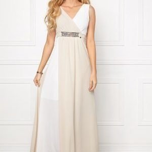 Mixed from Italy Rinacimento Dress Beige