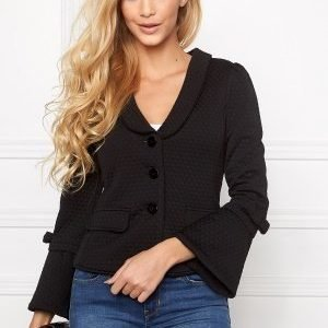 Mixed from Italy Rinacimento Jacket Black