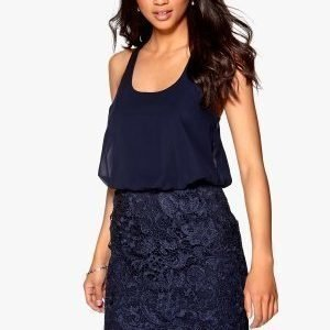 Model Behaviour Emma Dress Midnight blue