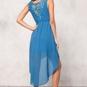 Model Behaviour Felicia Dress Blue