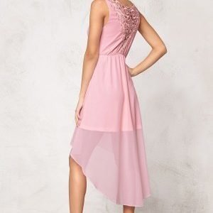 Model Behaviour Felicia Dress Light pink