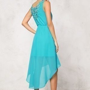 Model Behaviour Felicia Dress Turquoise