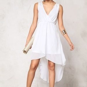 Model Behaviour Felicia Dress White