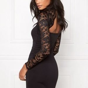 Model Behaviour Linda Dress Black