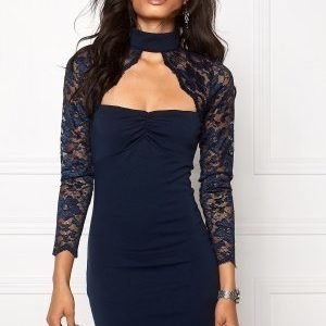 Model Behaviour Linda Dress Midnight blue