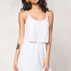 Model Behaviour Lindsay Dress White