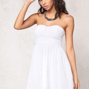 Model Behaviour Lita Dress White