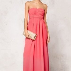 Model Behaviour Lita Maxi Dress Coral