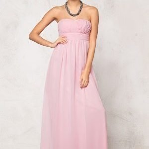 Model Behaviour Lita Maxi Dress Light pink