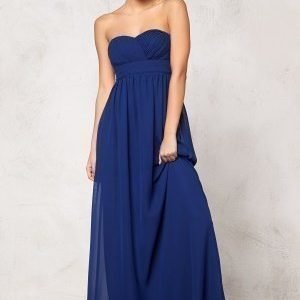 Model Behaviour Lita Maxi Dress Midnight blue