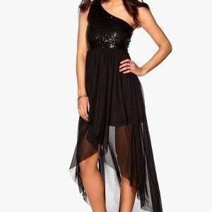 Model Behaviour Maria Maxi Dress Black