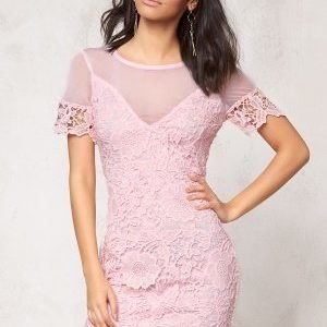 Model Behaviour Meja Dress Light pink