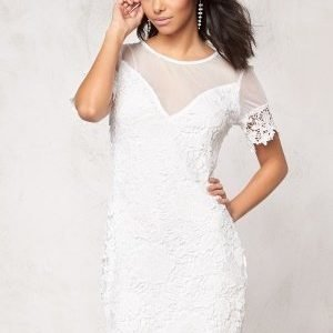 Model Behaviour Meja Dress White