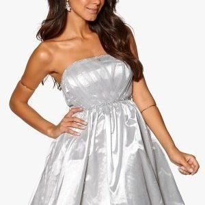 Model Behaviour Paula Dress Silver