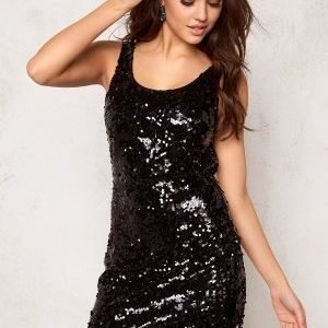 Model Behaviour Rebecka Dress Black