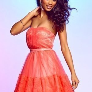 Model Behaviour Sanna Dress Coral