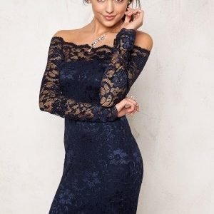 Model Behaviour Stina Dress Midnight blue
