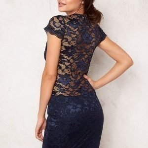 Model Behaviour Vera Dress Midnight blue
