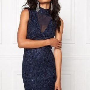 Model Behaviour Viola Dress Midnight blue