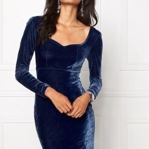 Model Behaviour Violette Dress Midnight blue