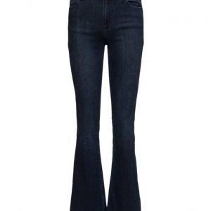 Modström Kia Blue Wash Jeans leveälahkeiset farkut
