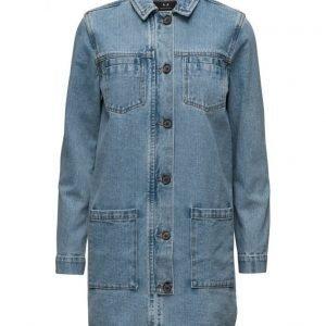 Modström Logan Vintage Blue farkkutakki