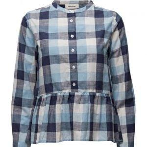 Modström Samara Frill Shirt pitkähihainen pusero