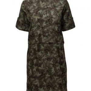 Modström Silver Print Dress lyhyt mekko