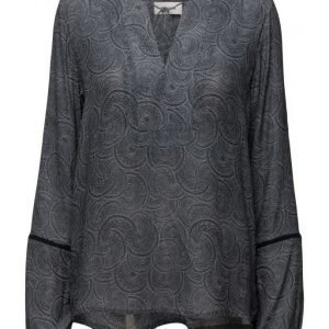 Modström Skipper Print Shirt pitkähihainen pusero
