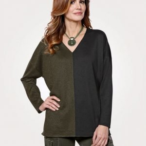 Mona Neulepusero Khaki / Musta
