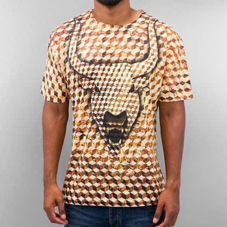 Monkey Business T-paita Kullanvärinen