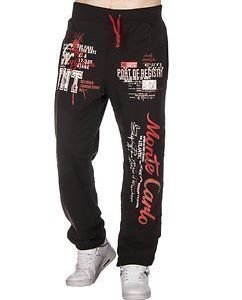 Monte Carlo VO2 Jogger Black/Red