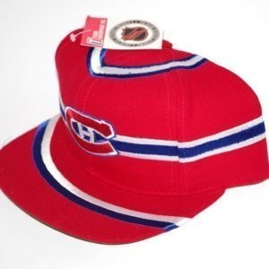 Montreal Canadians Cap NHL keps -