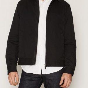 Morris Bissel Jacket Takki Black
