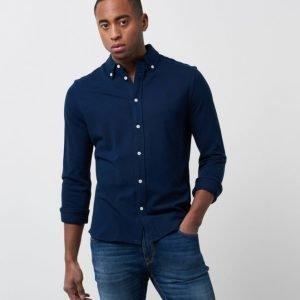 Morris Blake Pique shirt 62 Blue