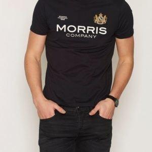 Morris Brit Tee T-paita Blue
