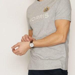 Morris Brit Tee T-paita Grey