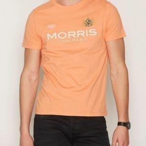 Morris Brit Tee T-paita Oranssi
