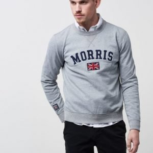 Morris Brown Sweatshirt 91 Greymelage