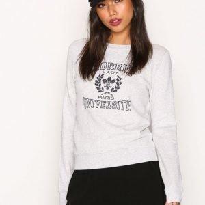 Morris Chalelet Sweatshirt Neulepusero Grey