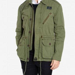 Morris Chesire Jacket Takki Olive